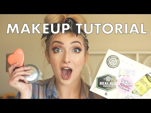 Very Good and Professional Everyday Makeup Tutorial | Irene Walton