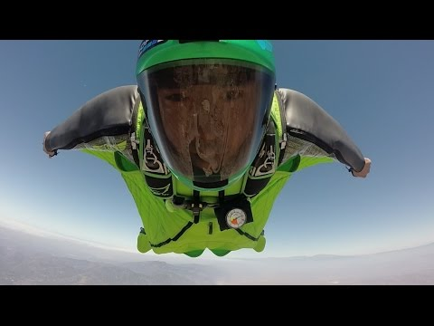 Summer in the Sky 2014 - Wingsuit and Freefall Adventures