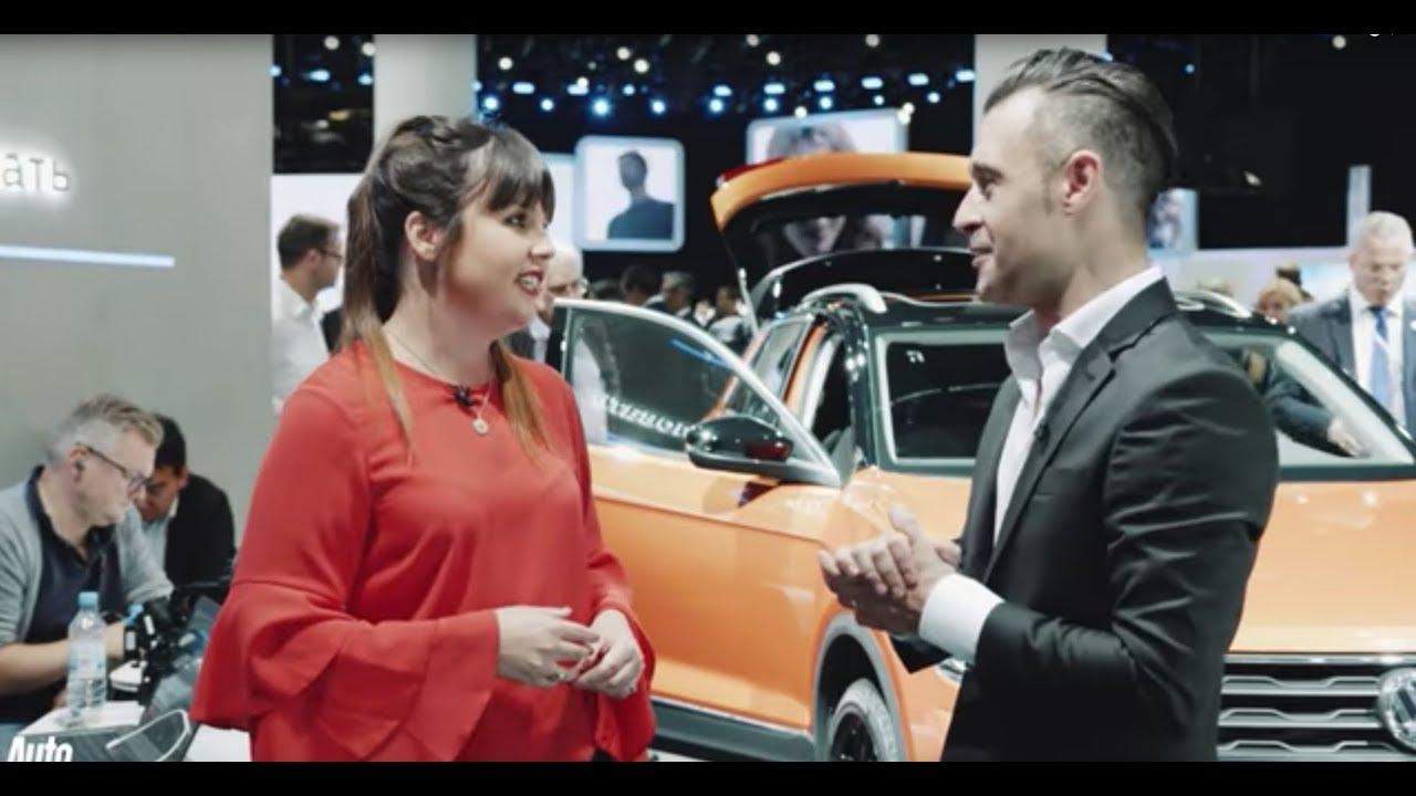 Volkswagen T-Roc design secrets revealed (sponsored) - Dauer: 7 Minuten, 55 Sekunden