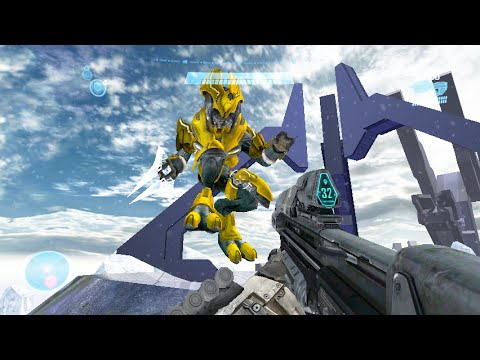 Halo ce maps hr ascension firefight estilo reach youtube for Halo ce portent 2 firefight