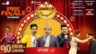 Comedy Champion - Episode 27
