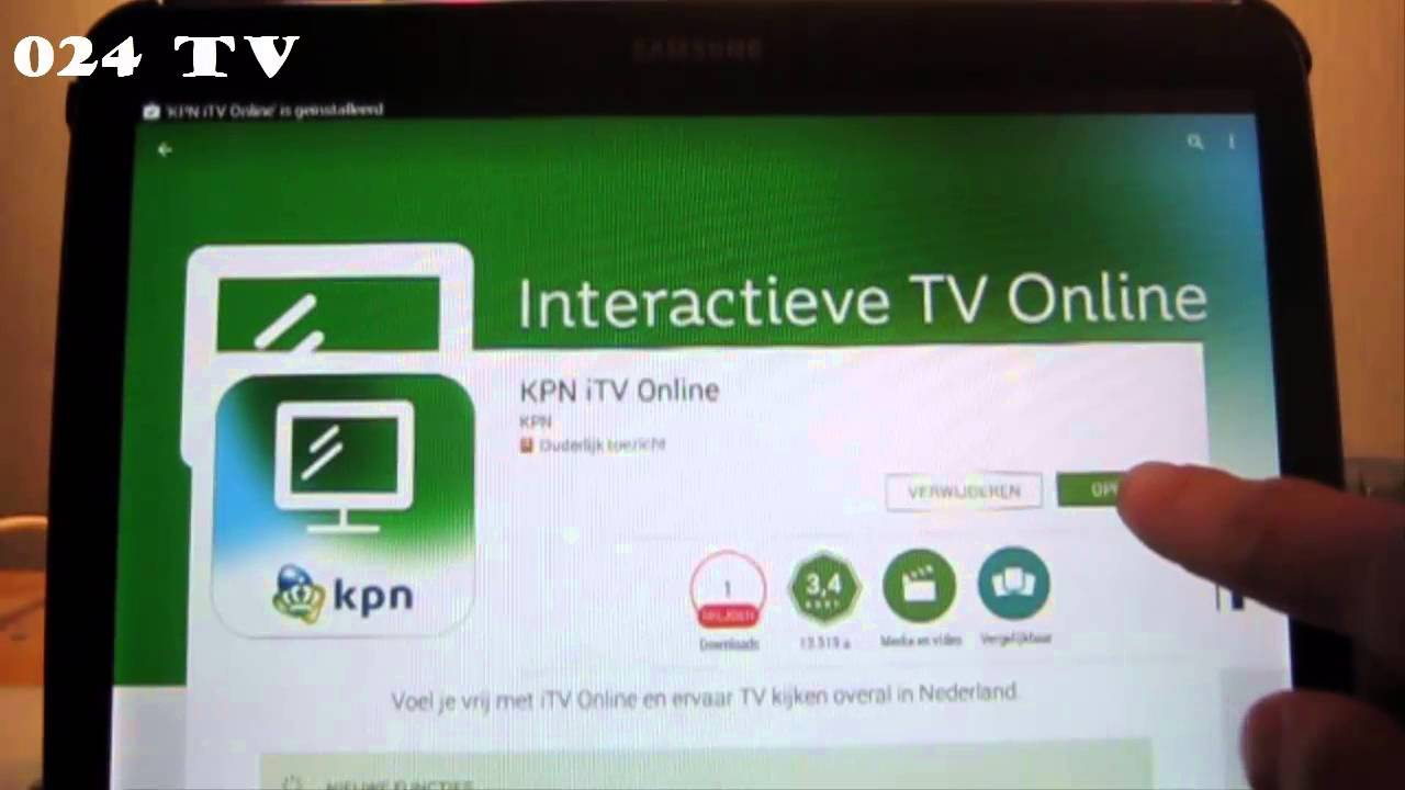 Watch Dutch Kpn Tv On Android Ios Windows 8 And 10 Youtube