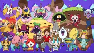 "Yo-kai Watch - ""Gera Gera Po Song"" (Short Ver.) HD"