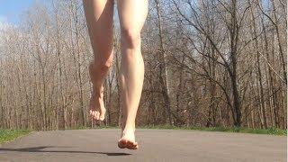 Why New Barefoot Runners Get Plantar Fascia Injury