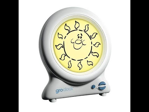 How To Set A GroClock