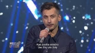"""Naktinės Personos - """"Kaltas ruduo"""" (Dainuoju Lietuvą)"""