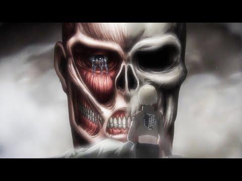 Colossal Titan Crying - Attack On Titan Season 3 Part 2 Episode 7