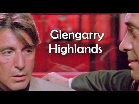 Glengarry Glen Ross (1992) Pacino's Talk