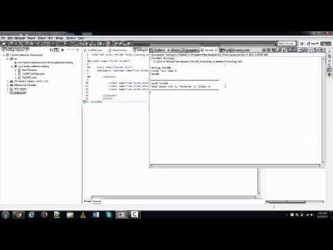 Testng Nullpointer Issue