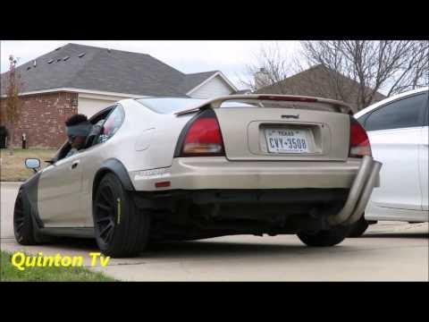 1995 Honda Prelude SE - YouTube