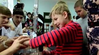в Детском университете ДГТУ отметили День Российской науки