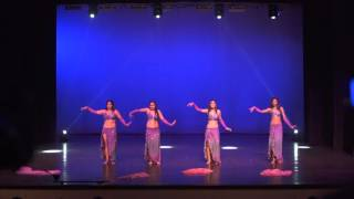 THE HIP CIRCLE | BELLY DANCE | KAMANI AUDITORIUM