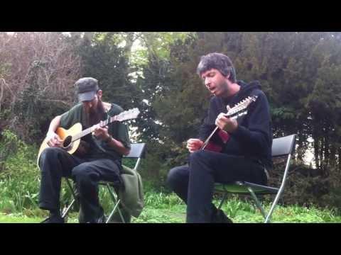 Asa Irons & Micah Blue Smaldone - Row Fisherman Row (cover)