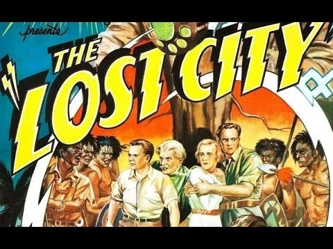 The Lost City Chapter 1 Living Dead Men mp4