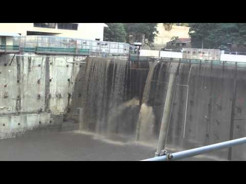 Brisbane Floods Vision Tower Site