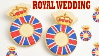 ROYAL WEDDING RING COOKIES by HANIELA