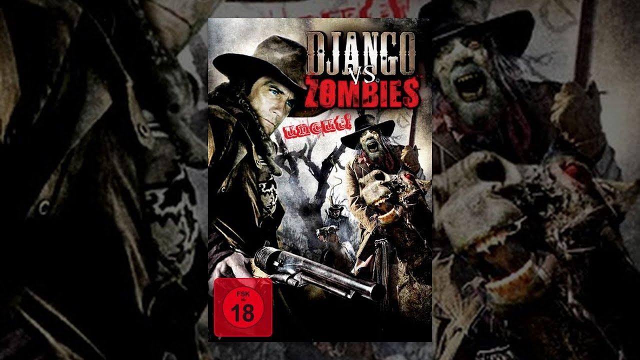 Django Vs Zombies