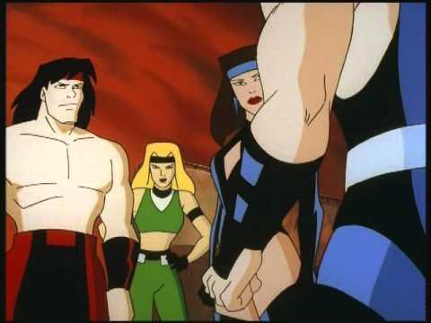 MK: Defensores de la Tierra Capitulo 1 - Pt. 1 Castellano