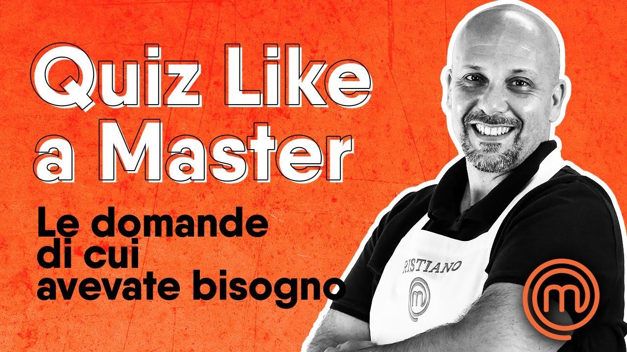Cristiano Cavolini | Quiz Like a Master