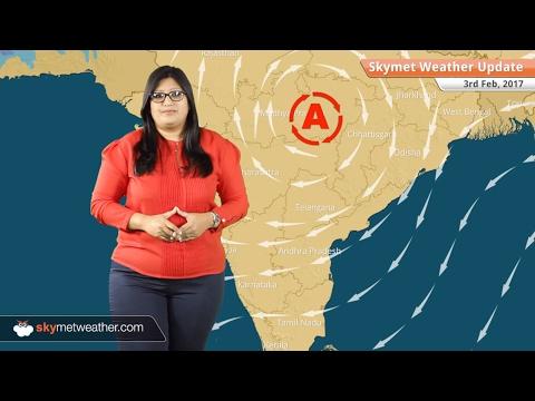 Weather Forecast for Feb 3: Snow in Kashmir, Himachal, fog in Delhi, UP, Bihar
