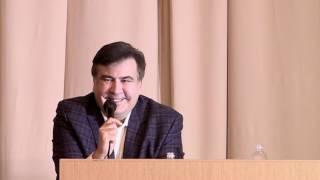 Саакашвили жестко отвечает подосланному чиновнику
