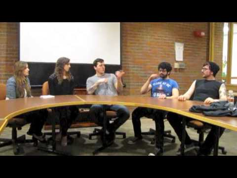 Interview with Casting Curses - SUNY Oneonta MIC