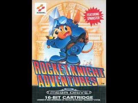 Rocket Knight Adventures Boss Theme Youtube