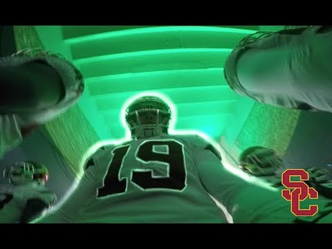 USC FOOTBALL vs Notre Dame (FILMED BY PLAYER!!) Part 3