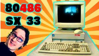 Лагучий Случай. Собираем 486 SX 33 мегагерца - Музыка прямо из сердца!