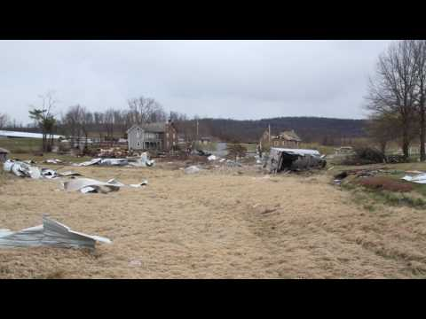02.26.17 STORM DAMAGE IN NORTHERN LANCASTER COUNTY DAY #2