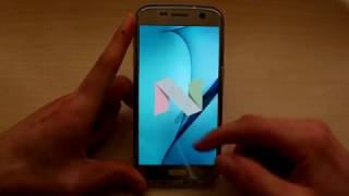 Android 7.0 Nougat OFICIAL Samsung Galaxy S7 - Experiencia y Análisis
