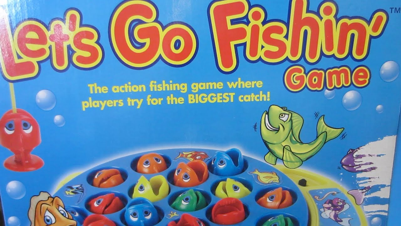 Fishing Game Toy : Kids best fishing game toy lana lw youtube