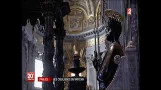 Les coulisses du Vatican