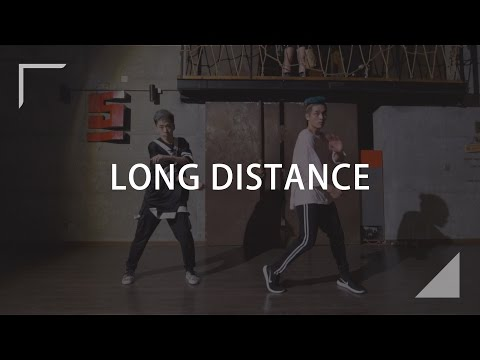 Sam Gellaitry  Long Distance  Gendai Choreography