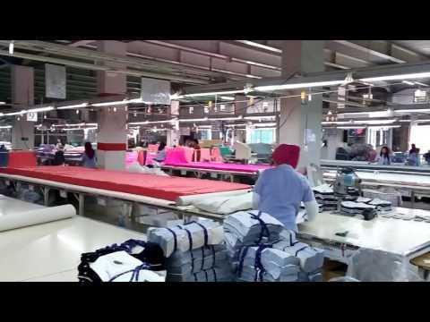 5S In Garment Industries - Indonesia