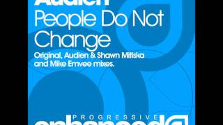 Audien - People Do Not Change (Mike Emvee Remix)