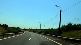 drive romania bucurești autostrada soarelui a2 mamaia 2 h 20 m filmare integrala