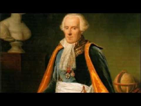 Пьер Лаплас, французкий астроном (радиопостановка)