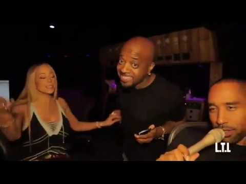 Mariah Carey Working on NEW Album with Jermaine Dupri! (2018)