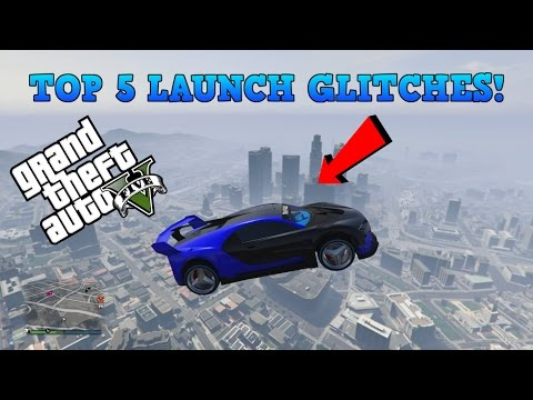 GTA 5 ONLINE TOP 5 WORKING SOLO LAUNCH...