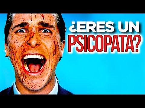 ¿Eres un PSICÓPATA? 🔴