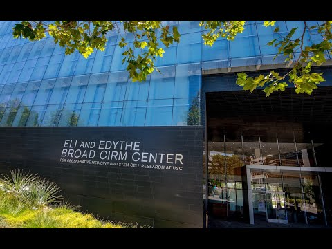 360-video Tour of USC's Stem Cell Research Center
