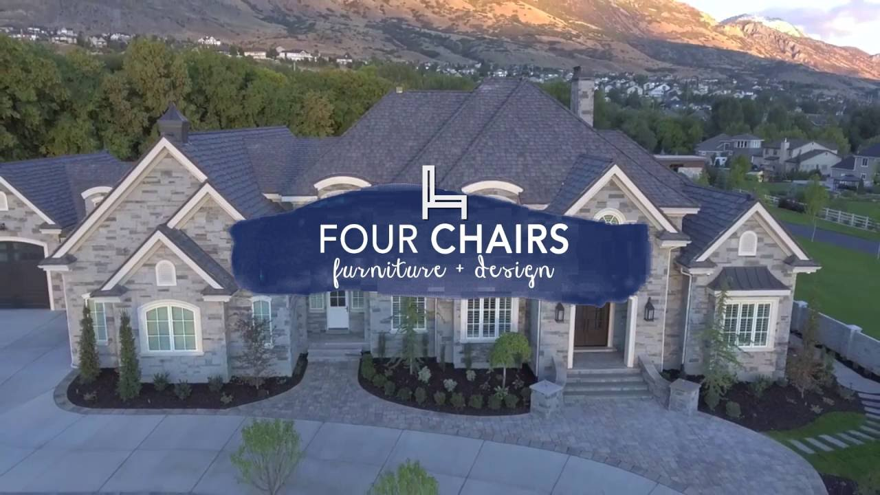 Four Chairs Furniture Hanging Chair On Ceiling Pleasant Grove Home Tour Youtube