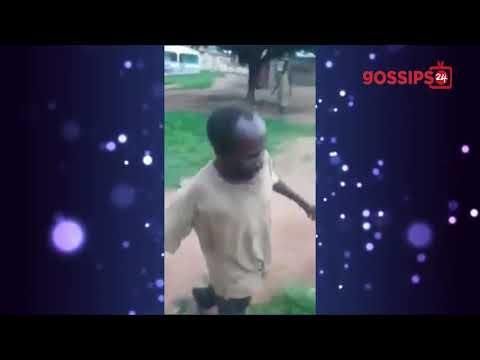 Download LOL! Pastor f!ghts mad man he wanted to deliver in public