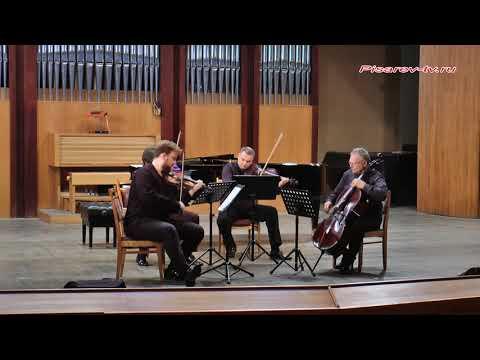 В.А. Моцарт - Струнный квартет №20 ре мажор