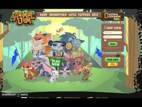 I Hacked Animal Jam! AJHQ