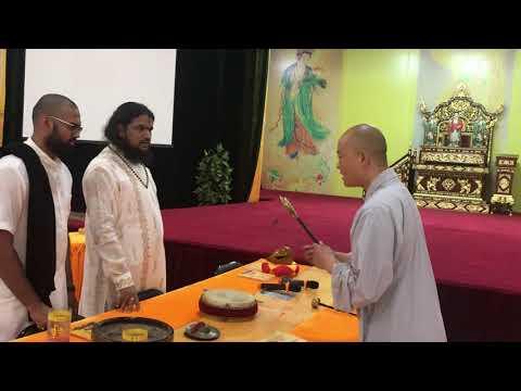 China temple music