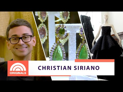 Tour Fashion Designer Christian Siriano's Boutique And Showroom | At Home with Natalie | TODAY