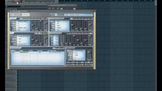 Create automation clip in Fl studio 10 ( на сторонних плагинах )
