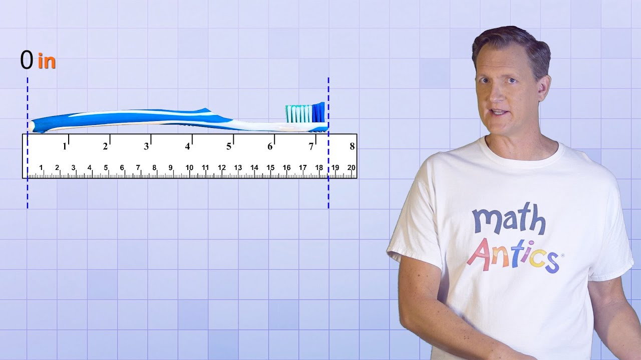 Math Antics - Measuring Distance